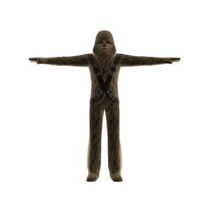 Solo: A Star Wars Story Chewie Companion Xbox Avatar Prop for Free