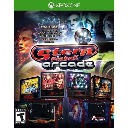 Stern Pinball Arcade (Xbox One) for $9.99