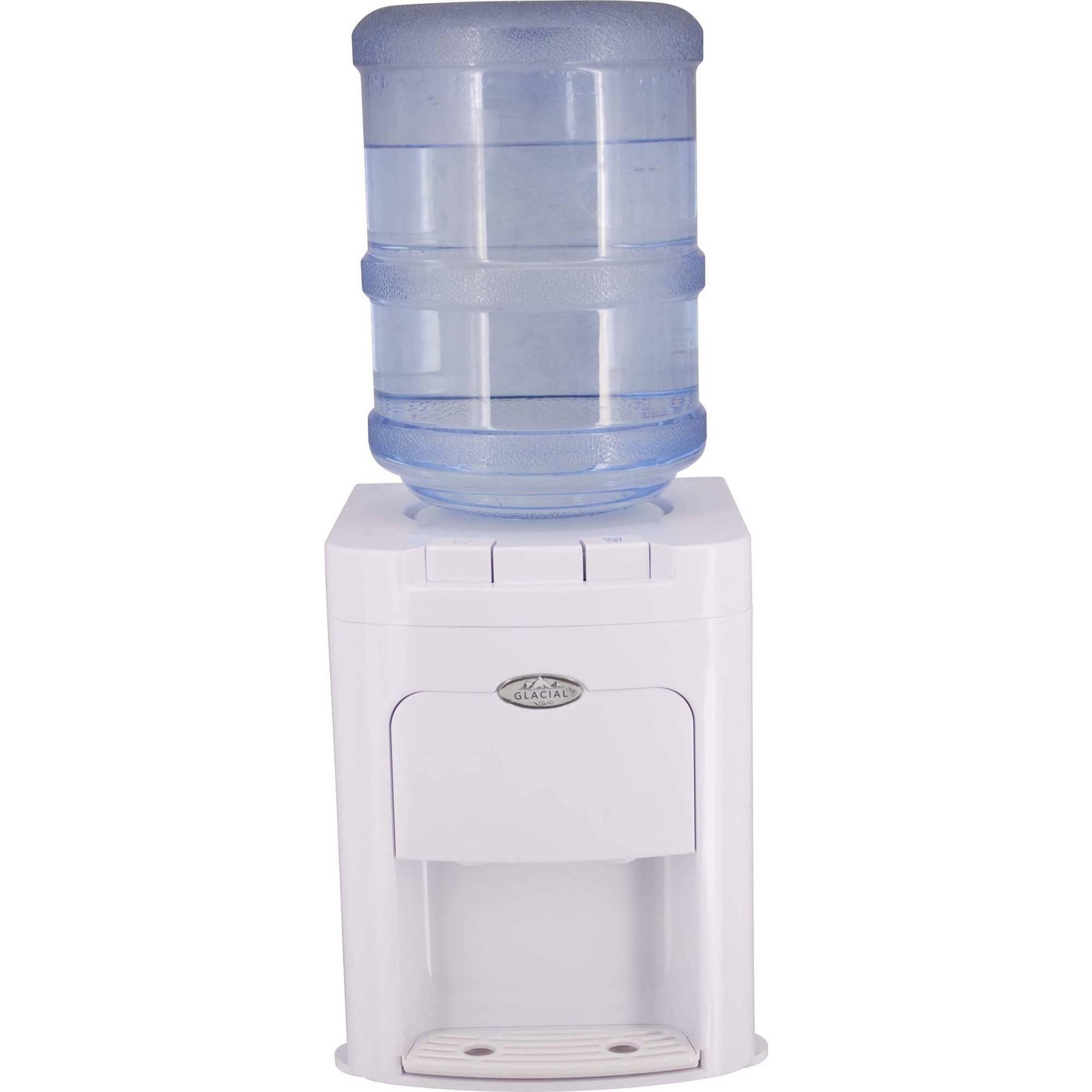 Glacial Maximum Cold Tabletop Watercooler for $29