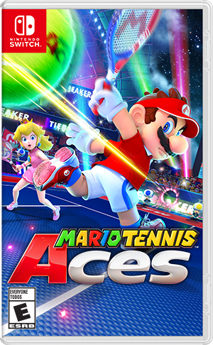 Mario Tennis Aces (Nintendo Switch) Pre-Launch Online Tournament Demo (Free) Event from June 1 - 3