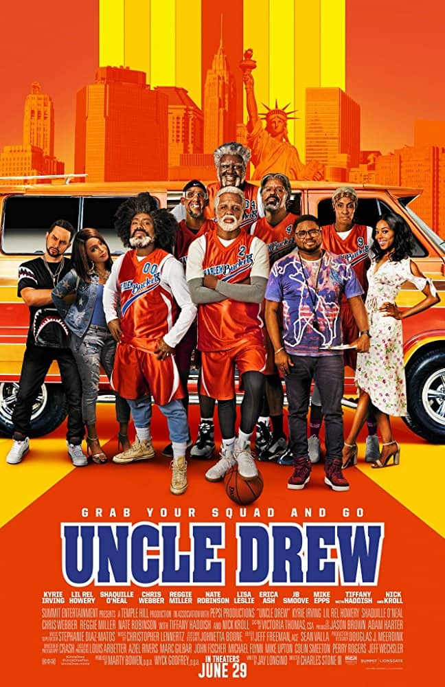Uncle Drew Movie Ticket Offer (works for any other movie too) - Purchase 1 participating Aleve product, get $5 Movie Certificate. Purchase 2, get $13 Movie Certificate.