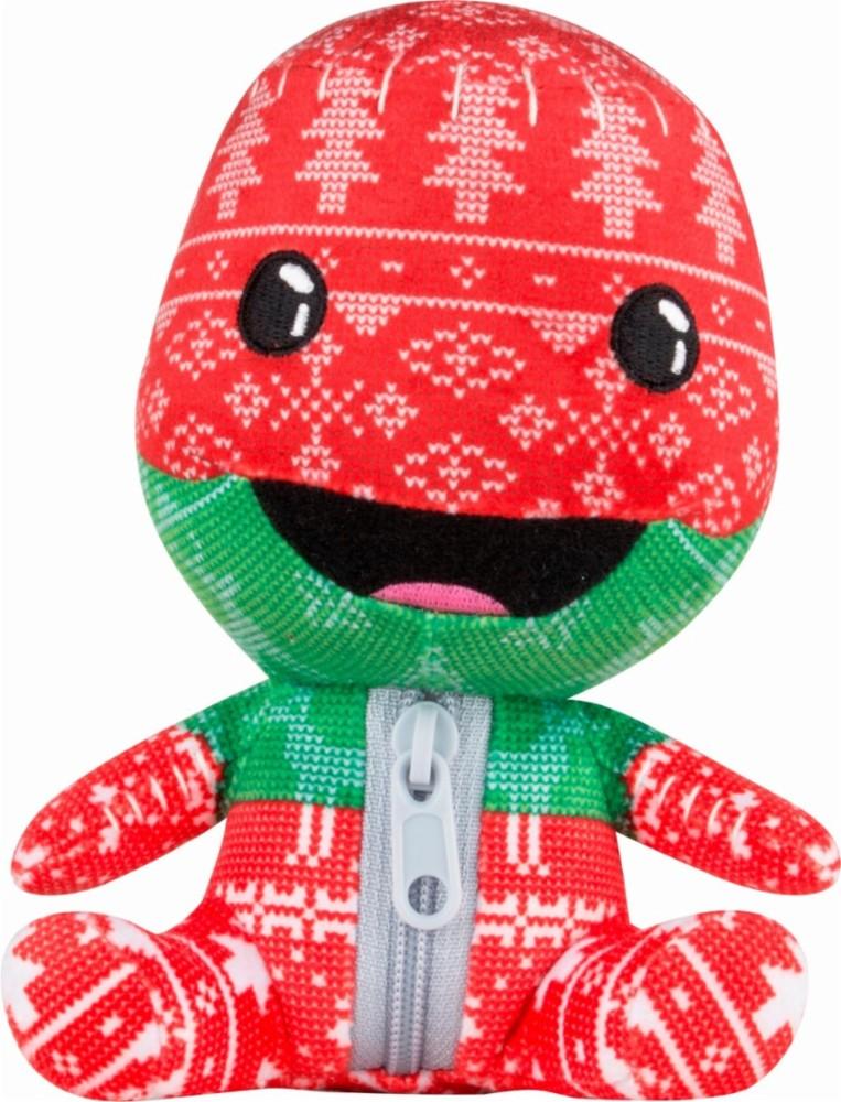 "8"" Pokemon Holiday Pikachu Plush Toy $5, 8"" Holiday Sackboy Plush Toy or Hexbug Nitro Circus Extreme Figure $2"