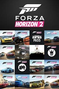 Forza Horizon 2 Complete Add-Ons Collection (Xbox One
