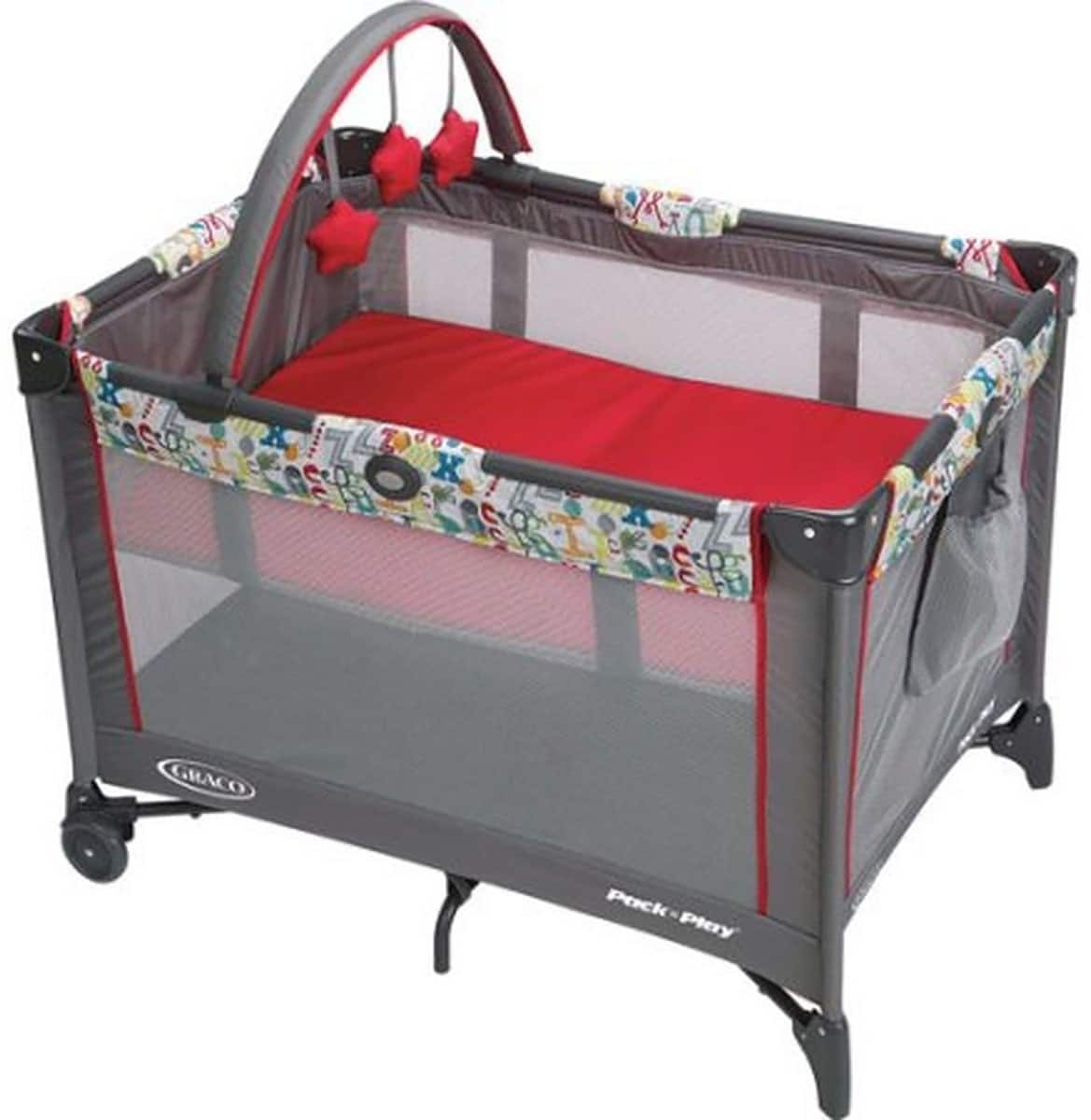 8f3618e8fae8 Albee Baby Flash Sale  Graco Pack  n Play On The Go Playard (Typo ...