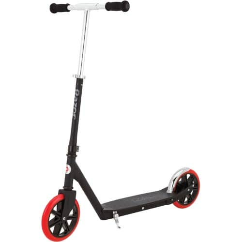 Razor Carbon Lux Kick Scooter (Black) for $49.94 + Free Shipping