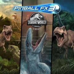 Pinball FX3 Add-Ons (PS4 & Nintendo Switch): Jurassic World Pinball