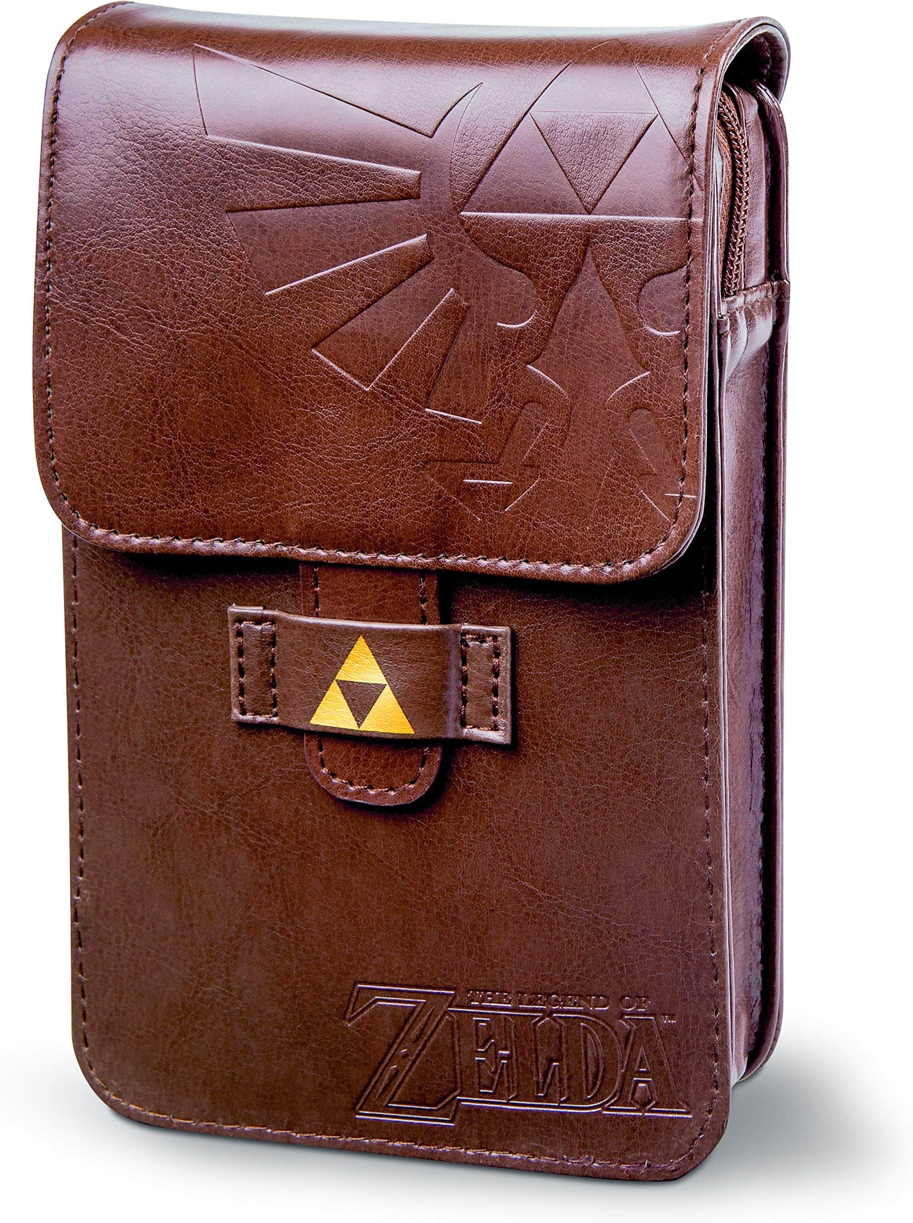 PowerA The Legend of Zelda Adventurer's Pouch (Nintendo 3DS) for $9 + Free Store Pickup
