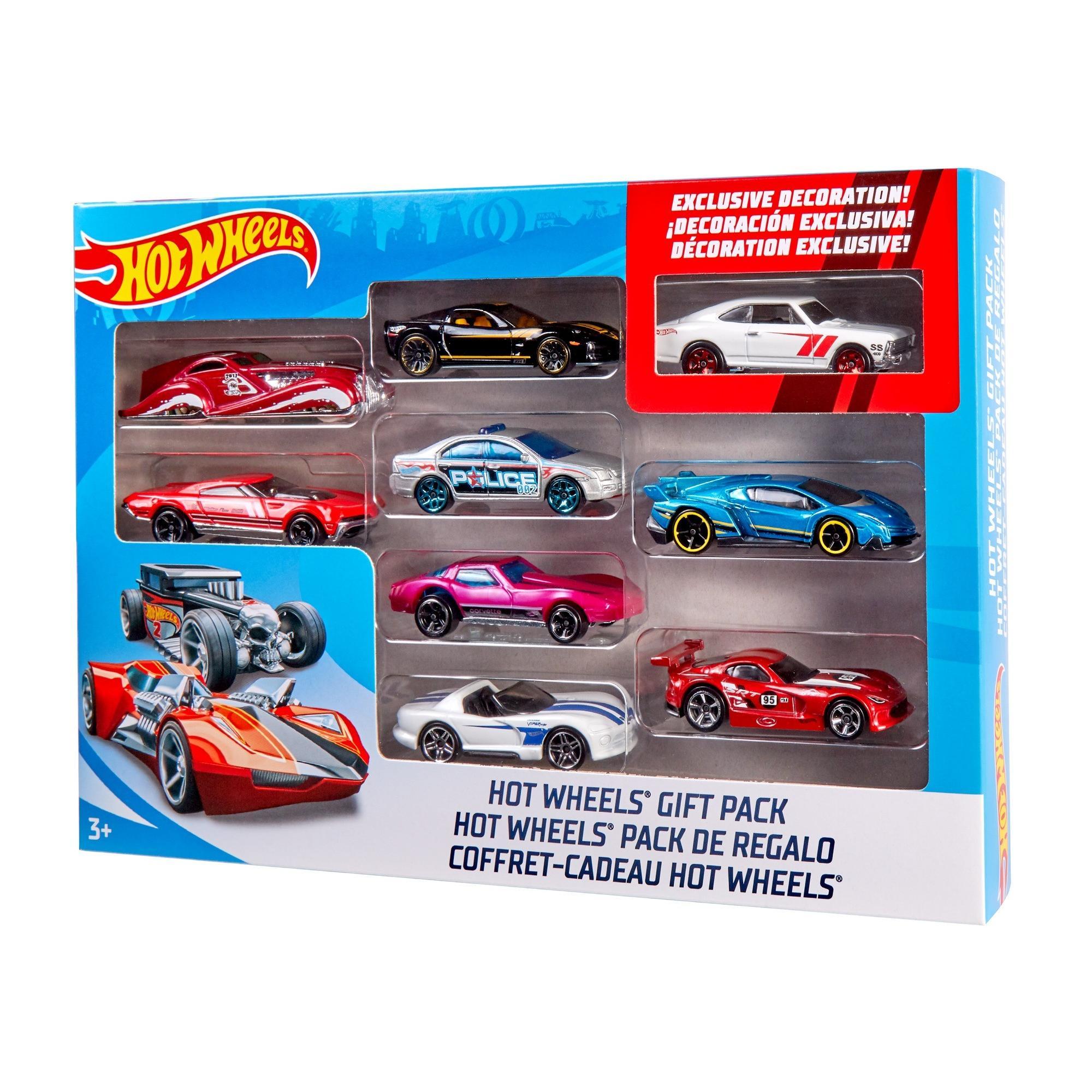 Hot Wheels 9 Car Gift Pack Slickdeals Net
