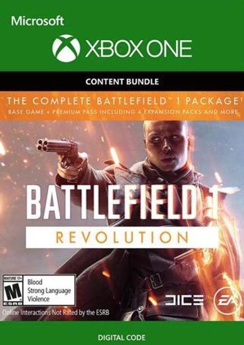 Battlefield 1 Revolution (Xbox One Digital Download) - Slickdeals net