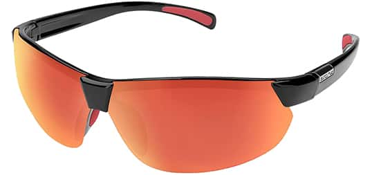65416ce47cb Suncloud Switchback Polarized Semi-Rimless Sunglasses w  Fire Red ...