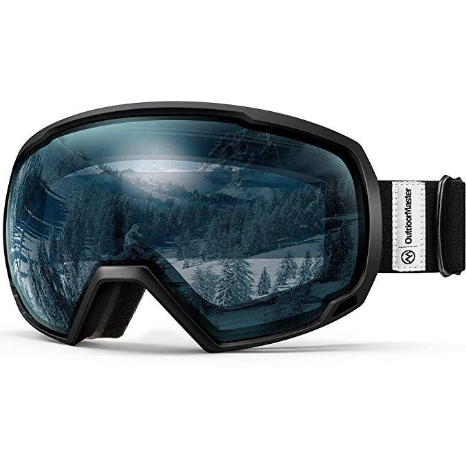 239a07bf37e OutdoorMaster OTG Ski Snowboard Goggles (Various Models ...
