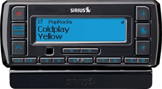 SiriusXM Stratus 7 Satellite Radio w/ PowerConnect Vehicle Kit for $14.99 + Free Store Pickup