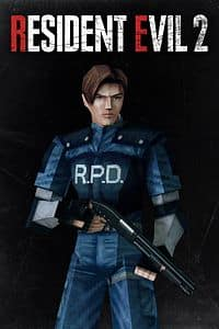 Free Resident Evil 2 Add-ons (Xbox One, PS4 & Steam): Claire Costume: '98 & Leon Costume: '98