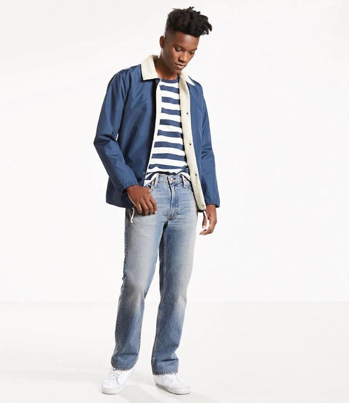 5dea59ca759 Levi s Sale  514 Straight Fit Stretch Jeans (Blatz) - Slickdeals.net