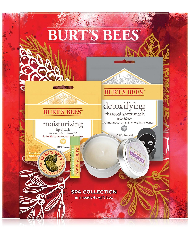a07be9a83 5-Piece Burt s Bee s Spa Set - Slickdeals.net