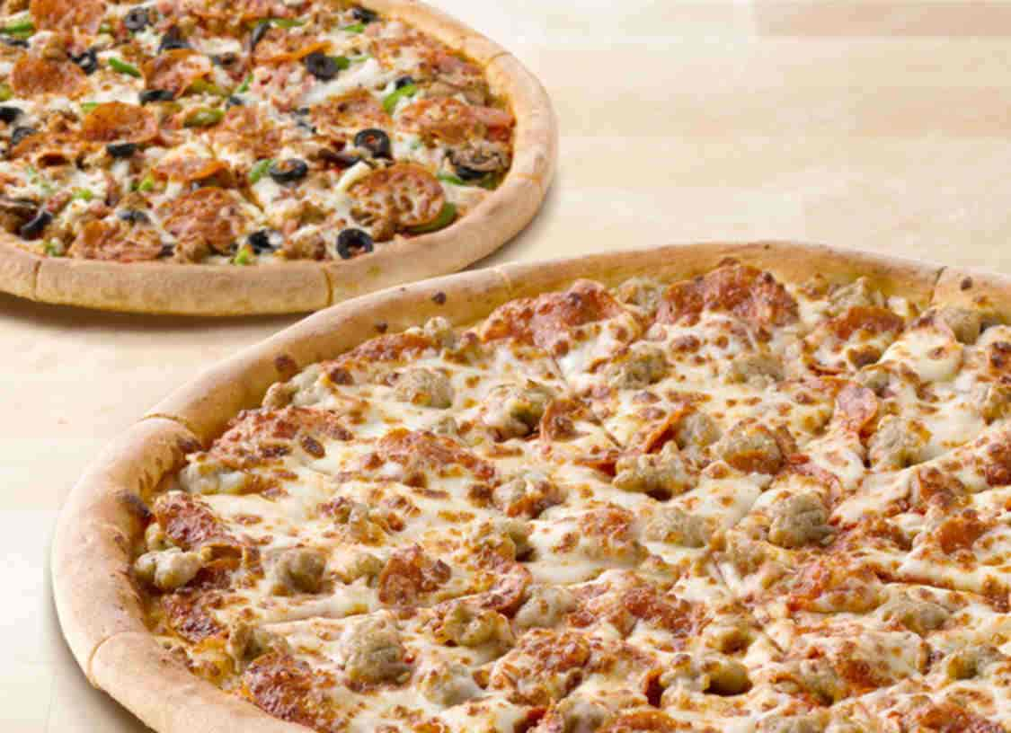 Papa John S Buy Any Large Or Extra Large Pizza At Regular