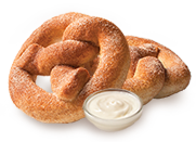 QuikTrip - $1 QT Kitchens Pretzel for National Pretzel Day (Today) via Mobile App