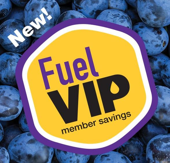 Kroger Fuel VIP Membership - $40/year. Earn an extra fuel point for every dollar spent on groceries.