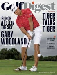 Free 1-Year Subscription to Golf Digest Magazine