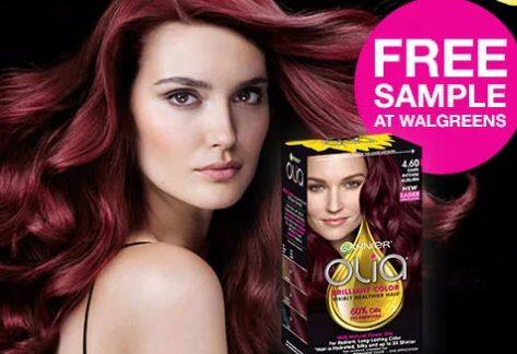 Garnier Olia Haircolor Product (up to $10.99) from Walgreens for Free after Rebate (submit receipt via text)