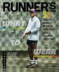 Free 1-Year Subscription to Runner's World Magazine