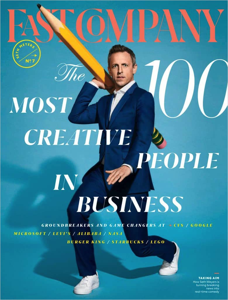 Free 4-Issue Subscription to Fast Company Magazine