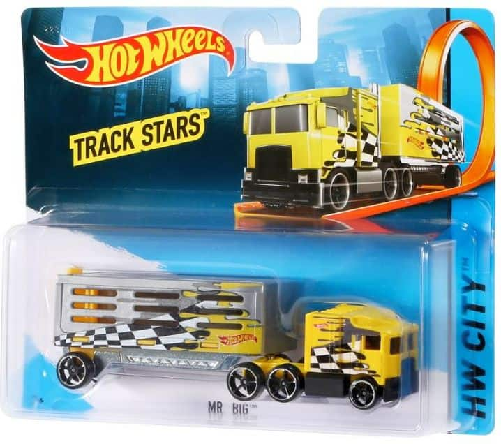 8900909329821 Hot Wheels Track Stars Truck (Styles May Vary) - Slickdeals.net