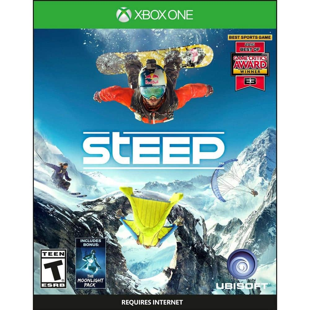 Steep (Xbox One, PS4, or PC): Japan Map Unlocked Forever for Free (Expires September 9th)