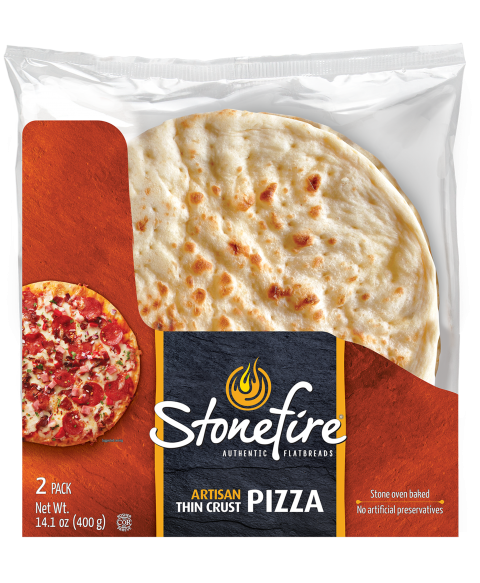 Free Artisan Pizza Crust or Flatbread (Coupon by mail)