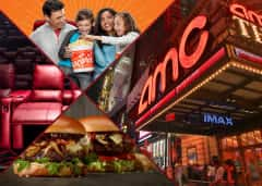 AMC Theatres: Upgrade to AMC Stubs A-List by October 15 & receive $20 Bonus Bucks. YMMV. Check email to see if you are eligible.