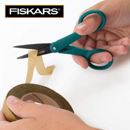 Fiskars Non-Stick Precision Non-Stick Micro-Tip Crafting Scissors for $3.49 + Free Shipping