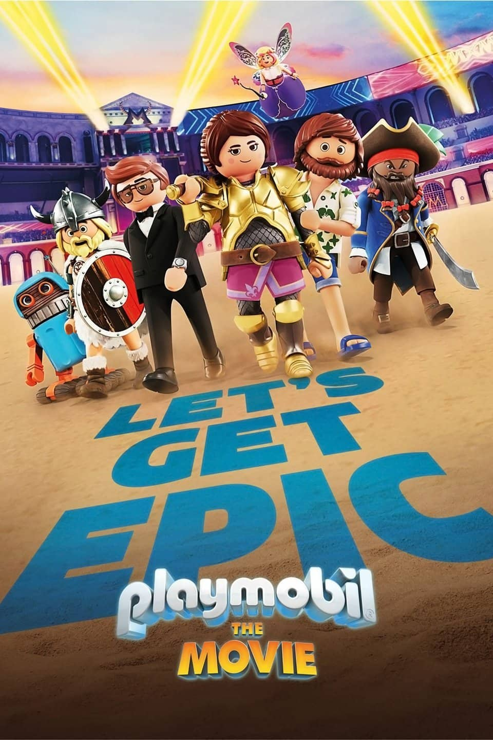 Playmobil: The Movie Tickets are $5