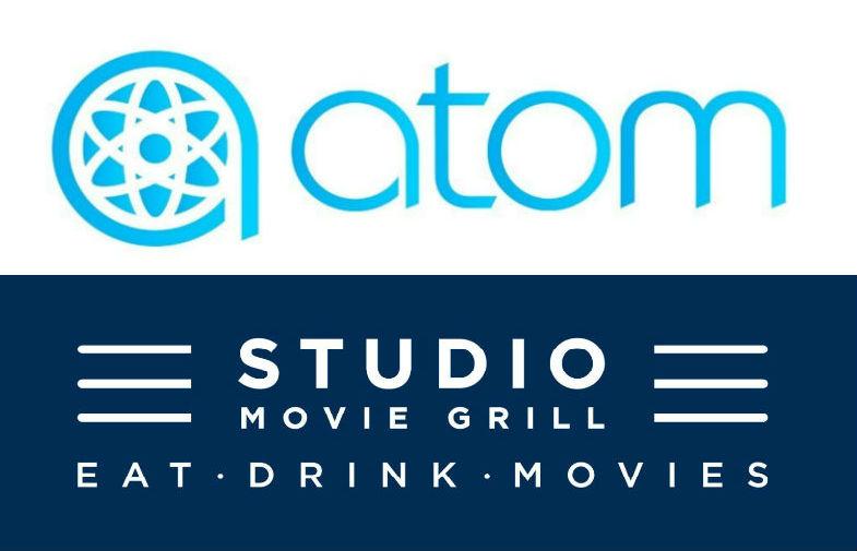 Atom Tickets: Studio Movie Grill (Glendale, CA) - Buy One, Get One Free Movie Tickets