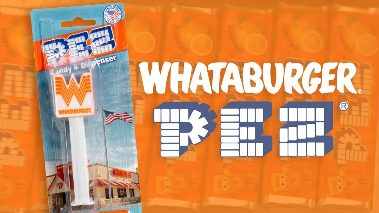 Whataburger Store: Free Shipping on All Orders. Whataburger PEZ Dispenser for $1.99 + Free S&H