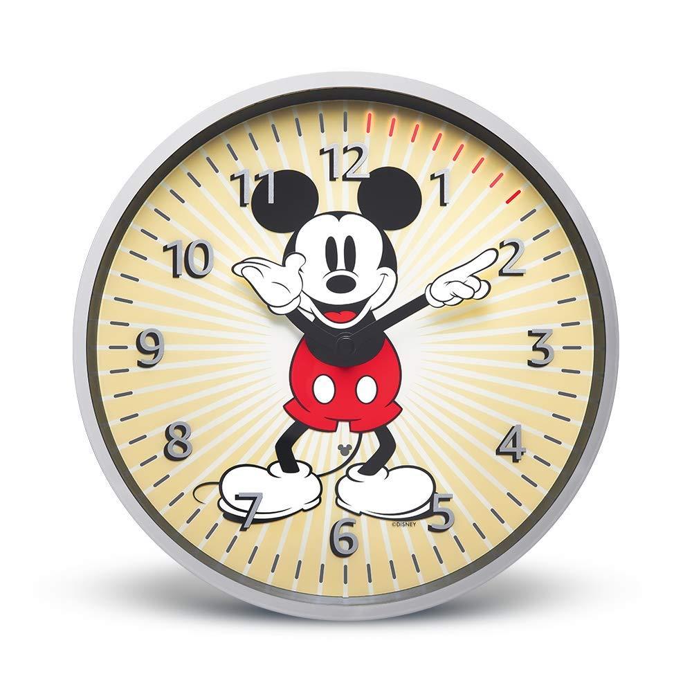 Amazon Echo Smart Wall Clock Disney Mickey Mouse Edition