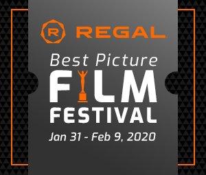 Regal Cinemas 2020 Best Picture Film Festival: 7 Movies for $35: Ford v Ferrari, Parasite, Little Women, Once Upon a Time in Hollywood, Jojo Rabbit, 1917, & Joker (1/31 - 2/9)