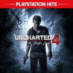 PlayStation Plus Free Games for April 2020: Uncharted 4: A Thief's End & DiRT Rally 2.0 (PS4 Digital Downloads) *Starts April 7th