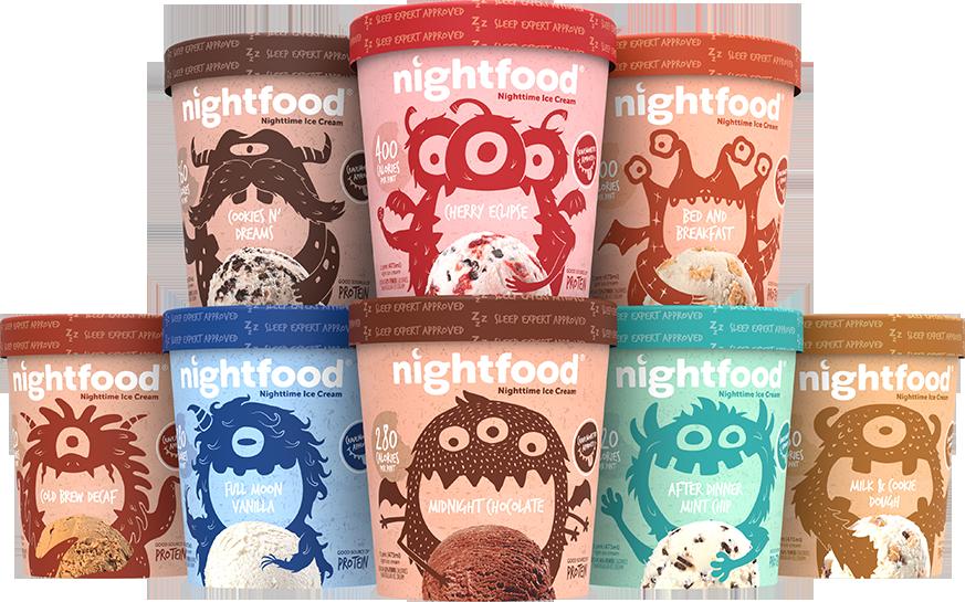 Free* Pint of Nightfood Ice Cream (*Full Price Refund via PayPal)