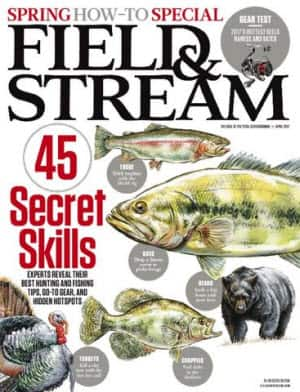 Free 1-Year Subscription to Field & Stream Magazine