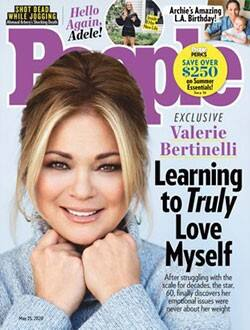 Free 1-Year Subscription to People Magazine