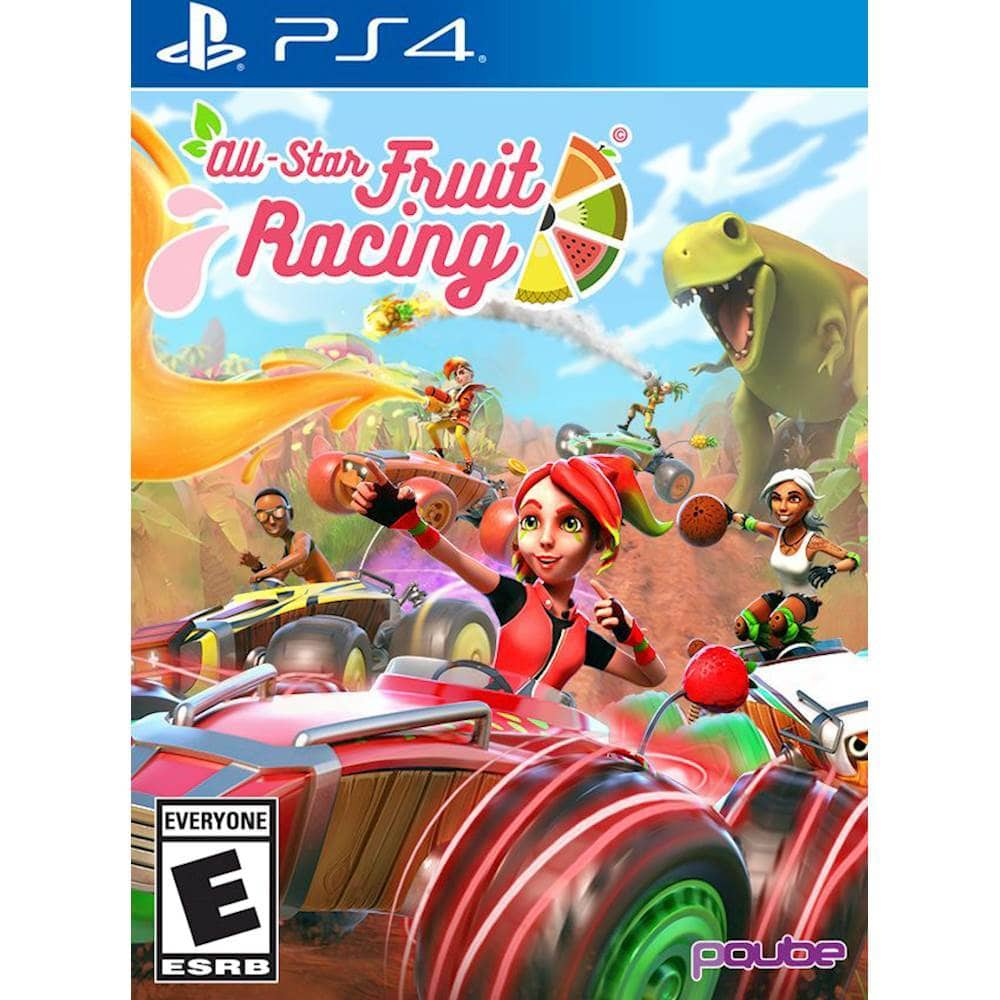 All-Star Fruit Racing (PS4) $3.99