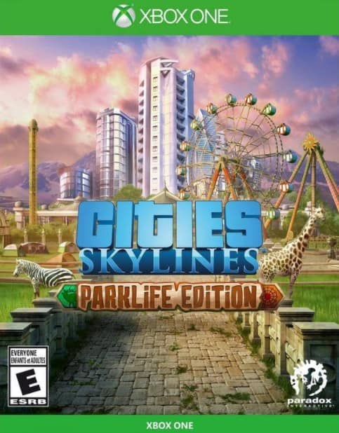 Cities: Skylines Parklife Edition (Xbox One or PS4) for $9.99
