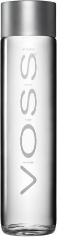 Free 500ml Bottle of VOSS Water (First 25,000)