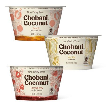 Publix: Free Chobani Coconut Yogurt Single Serve Cup (Digital coupon expires 11/28/20)
