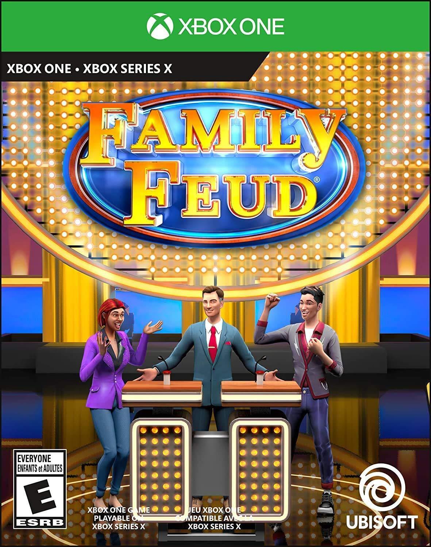 Family Feud (Nintendo Switch or Xbox One) $12.74
