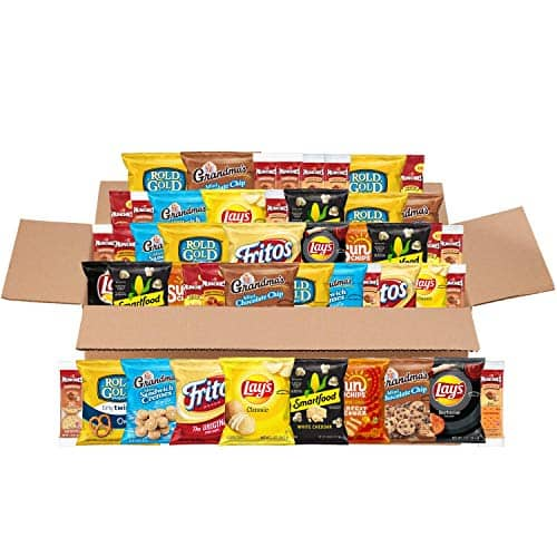 50-Count Frito Lay Sweet & Salty Snacks Variety Pack $13.98 w/ Subscribe & Save