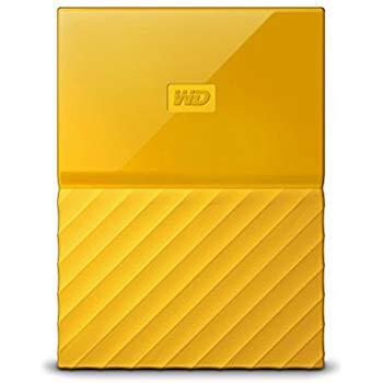 WD MyPassport 2TB Portable Hard Drive $64.17 @ Amazon