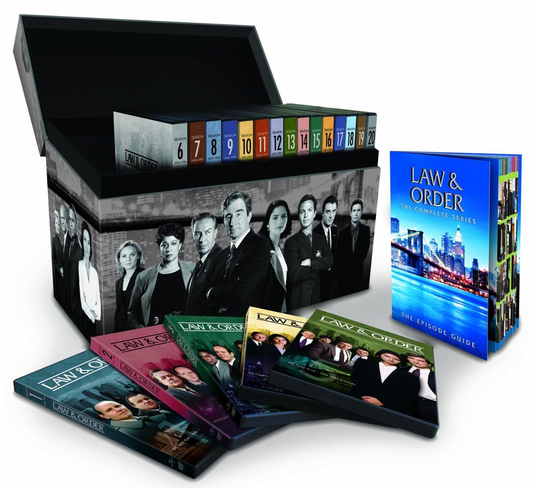 Law & Order: The Complete Series (Seasons 1-20 Bundle) $257.77