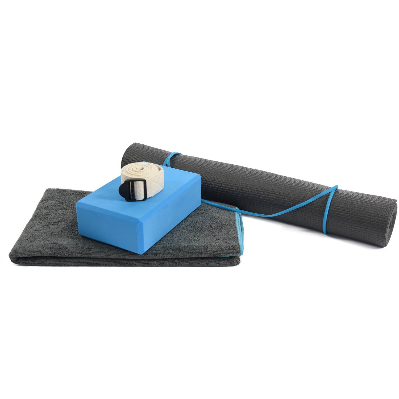 Calm Yoga Kit (Mat w/ Sling-Towel-Block-Strap) @ Walmart $7.99 Free Store P/U