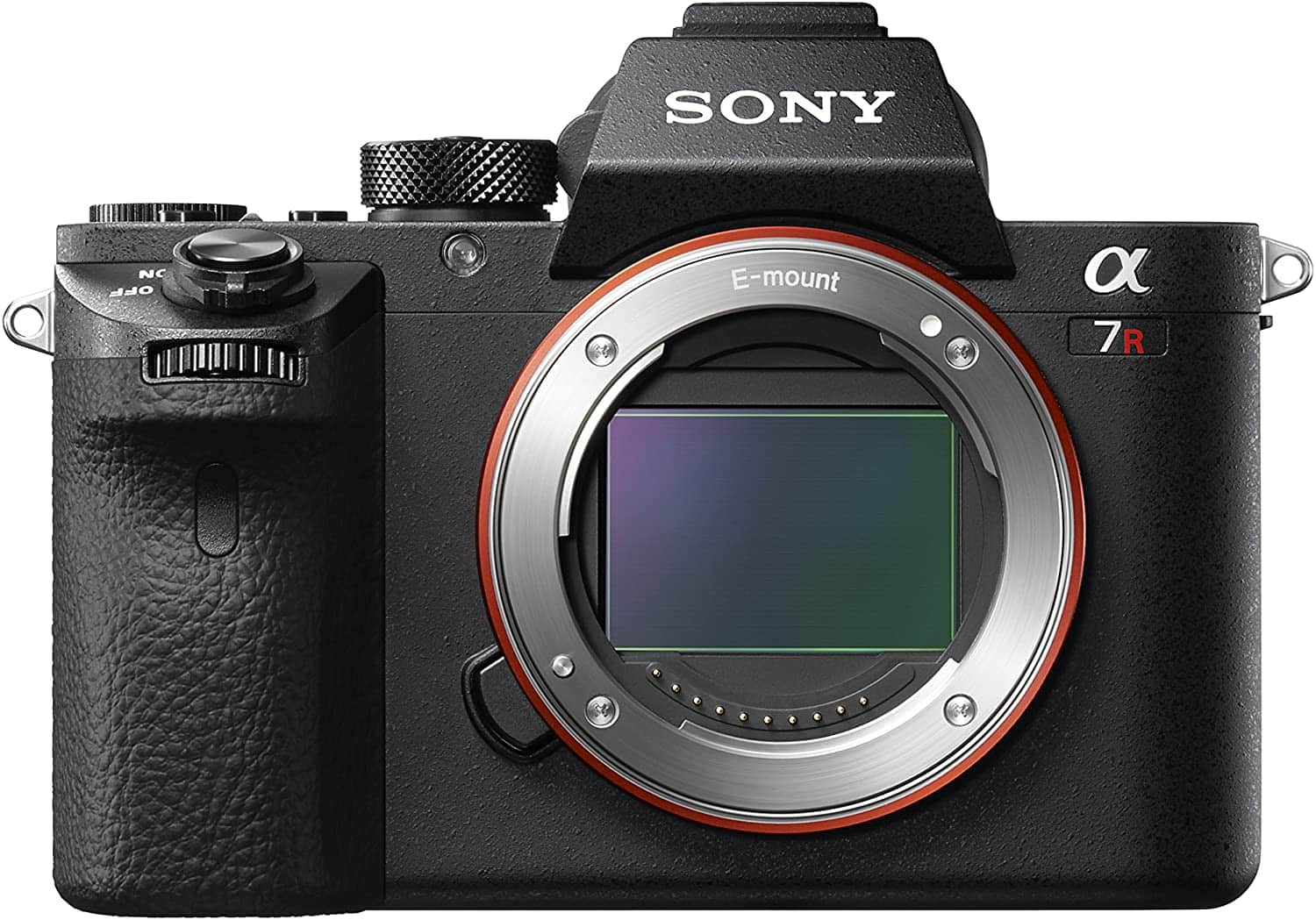 Sony a7R II Full-Frame Mirrorless Interchangeable Lens Camera, Body Only (Black) (ILCE7RM2/B) - $1,198.00 $1198 (Amazon & Best Buy for body only & B&H w/ accesories))